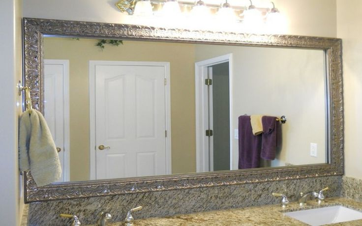 best 20 frame bathroom mirrors ideas on pinterest framed bathroom mirrors framing mirrors. Black Bedroom Furniture Sets. Home Design Ideas