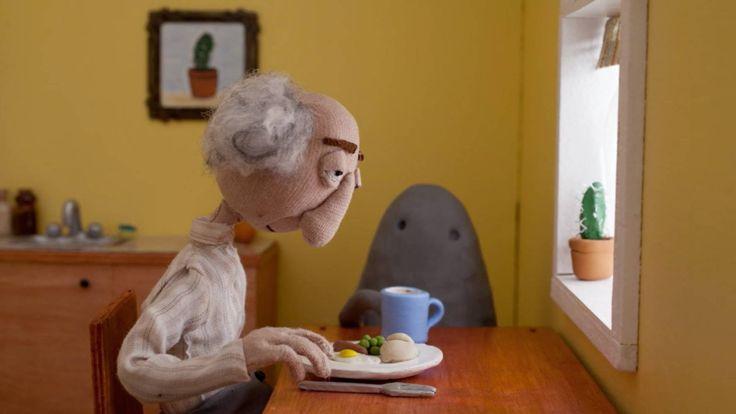 Um curta metragem (animação) emocionante da cineasta canadense Laura Stewart