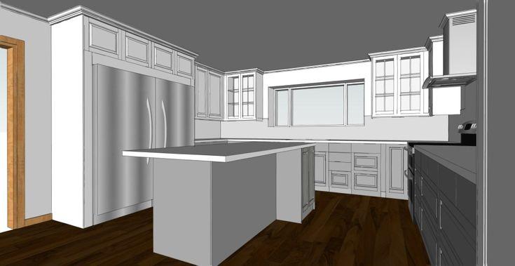 interior design 3d software - sketchup