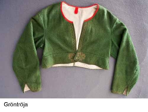 holy cow! These are cool garments! Female garments | Gagnefs Minnesstuga (English)