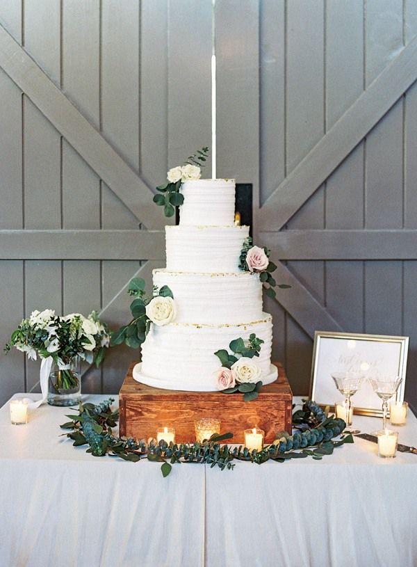 Rustic white cake | Rachel May