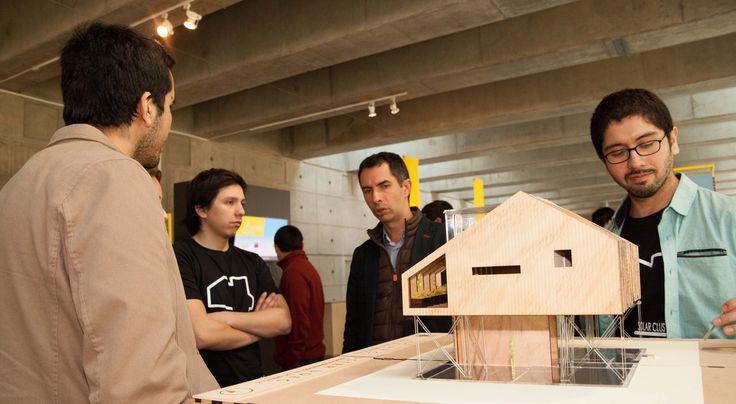 Construirán diez prototipos de viviendas económicas sustentables en Santiago