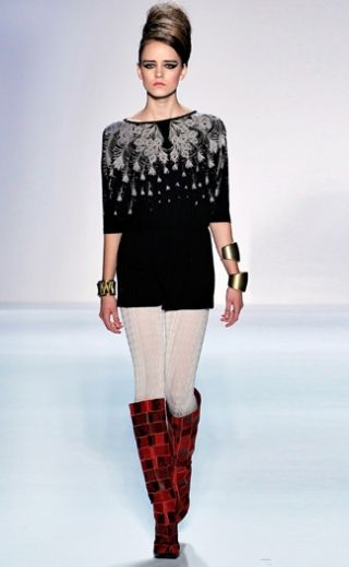 A/W 2011-2012 Collection Velvet Lake | Ivana Helsinki