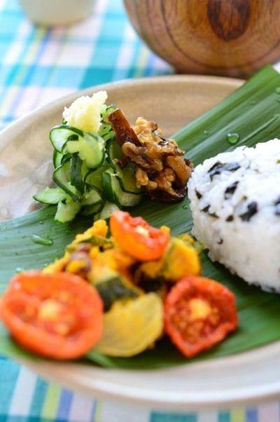 金山寺味噌で朝ごはん♪ by マサルさん   レシピブログ - 料理ブログの ...