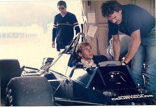 https://flic.kr/p/6mfmsu | Stefan Bellof | Stefan Bellof Tyrrell Renault 014 Brands Hatch 28th & 29th August 1985