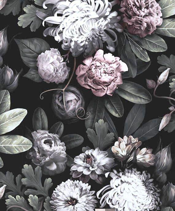 Beautiful Flower Wallpaper Images Download Vintage Floral