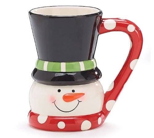 137 Best Holiday Mugs Images On Pinterest Coffee Cups