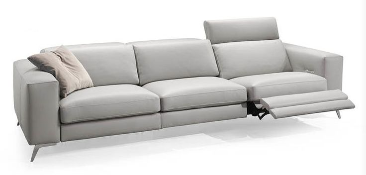 Contemporary sofa / fabric / 3-seater / reclining - MOVING - Valmori