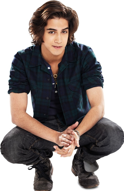 Avan Jogia :) his hair, those eyes, that smile...sigh.. ahaha !