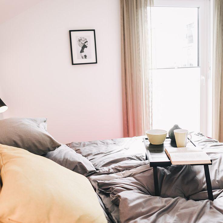 es ist zeit fr eine kaffee pause im bett musterhaus hausbau dekoration inneneinrichtung massa massahaus haus zuhause architektur raum - Schrecklich Dekoration Schlafzimmer Entwurf