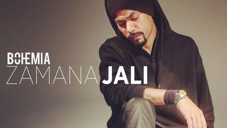 Watch Zamana Jali song Video by Bohemia from Skull & Bones Album