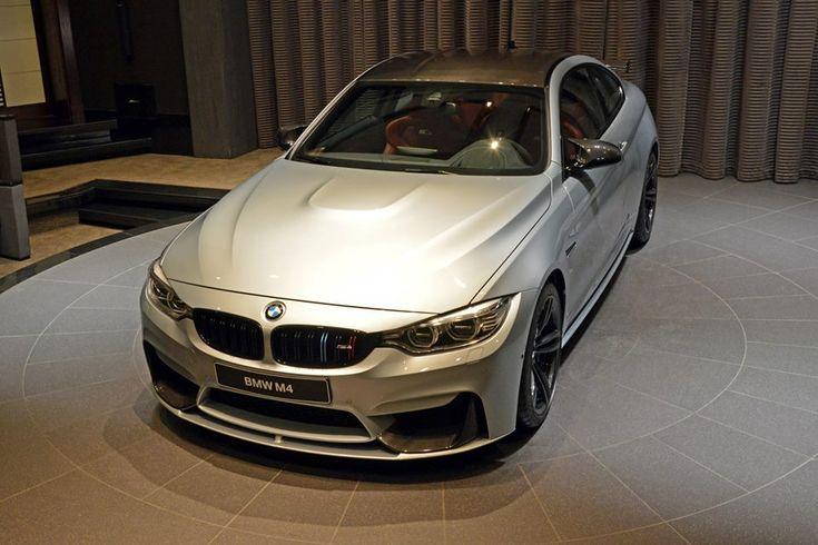 Кастомный BMW M4 Coupe с антикрылом AC Schnitzer  Подразделение BMW в Абу-Даби подготовило нам еще один уникальный проект. Известные своими экзотическими проектами, ребятаиз Абу-Даби вновь использовали BMW M4 Coupe в качестве базового автомобиля для своего проекта.   http://bmwguide.
