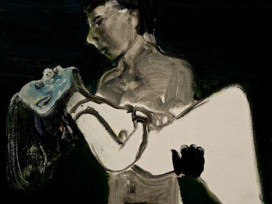 The Image as Burden, Marlene Dumas