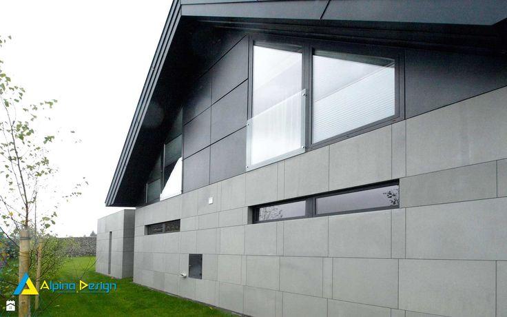 Domy styl Klasyczny - zdjęcie od Alpina Design Ogrody Zimowe & Szkło Architektoniczne - Domy - Styl Klasyczny - Alpina Design   Ogrody Zimowe & Szkło Architektoniczne
