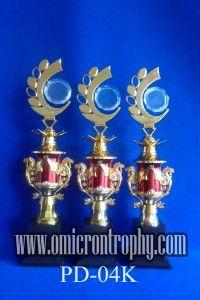 Produsen Piala Trophy Plastik Jual Trophy Piala Penghargaan, Trophy Piala Kristal, Piala Unik, Piala Boneka, Piala Plakat, Sparepart Trophy Piala Plastik Harga Murah