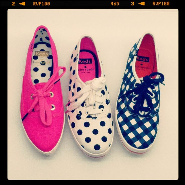 Plain, polkas or checks? What will you choose for your feet?