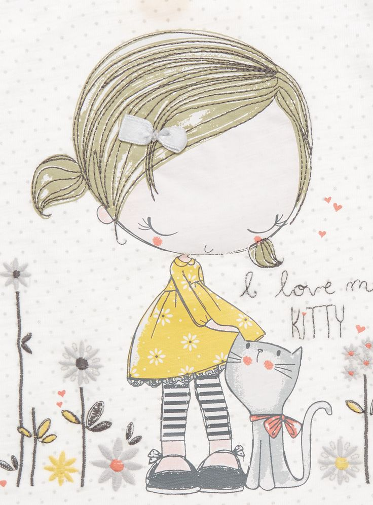 Our beautiful and stylish set is perfect for little wardrobes. This lovely set has a long-sleeved cream top with cute dotted patterns, a frilled hem and a fun 'I love my kitty print' complete with bows and flowers. A yellow pair of cable knit leggings completes this pretty look.</p><ul><li>Girls cream cable knit legging set</li><li>Dotted patterns</li><li>Long sleeves</li><li>Frilled hem</li><li>I love my kitty print</li><li>Keep away from fire</li></ul>