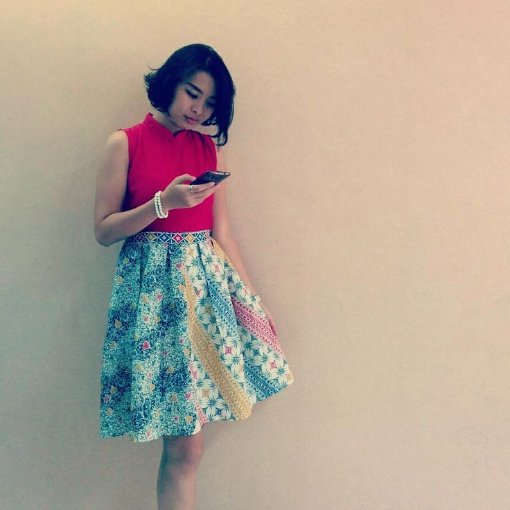 Special edition for sincia.. thanks @batikdywa for the dress