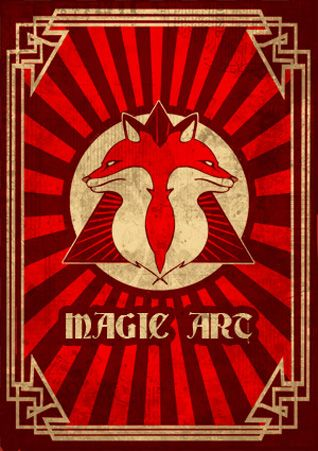 MAGIC ART-TAPA by mrTITOART.deviantart.com on @deviantART