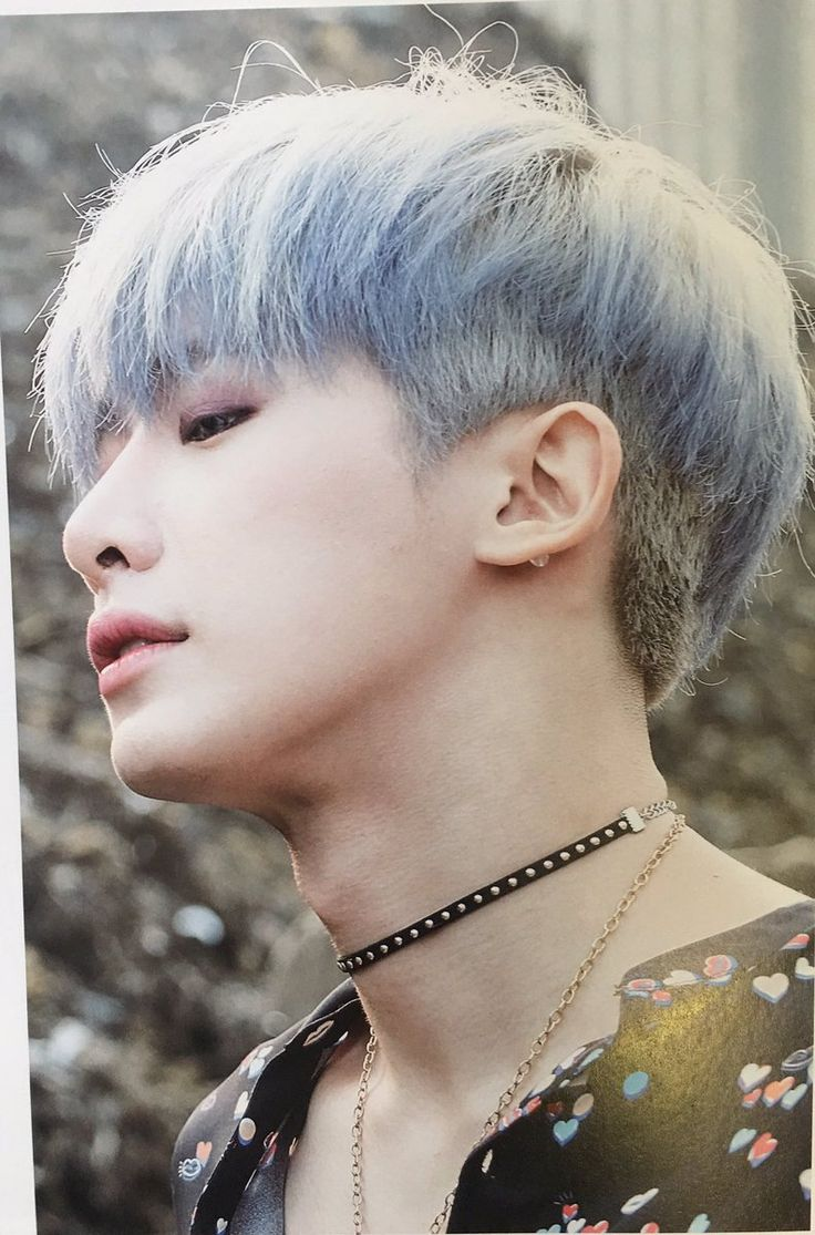Wonho -  His expressions are weapons...