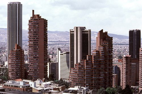 Bogotá D.C. Colombia. América del Sur.