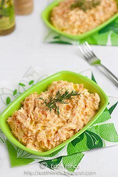 SALATA TURCEASCA CU MORCOVI- O reteta cu specific turcesc, in care combinatia morcov- iaurt este incredibila. Nu as fi crezut ca imi va…