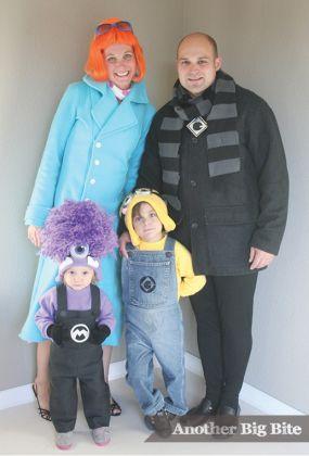 ハロウィンの仮装は『ミニオン』コスチューム☆マネしたくなる手作り&仮装アイデア | MimiLy