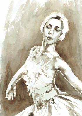 Ballerina V by Nicolas GOIA