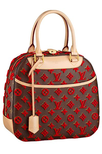 In LVoe with Louis Vuitton
