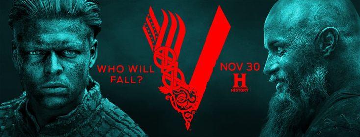 CeC | ÚLTIMA HORA: ¡¡Fecha de estreno de VIKINGOS temporada 4B en ESPAÑOL en TNT España!!