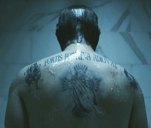 John Wick Tattoo Deutsch