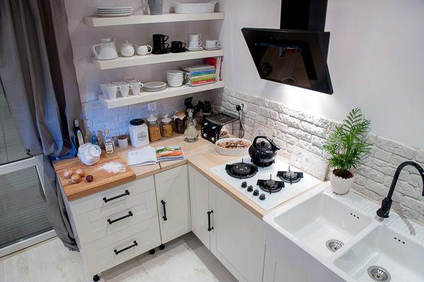 biała kuchnia  kuchnia  Pinterest  Ikea -> Kuchnia Ikea Grytnas