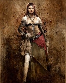 Anne Bonny - Irish pirate, born in 1702 in Kinsale - Characters - Assassins Creed IV: Black Flag (coming soon) - Game Guide and Walkthrough