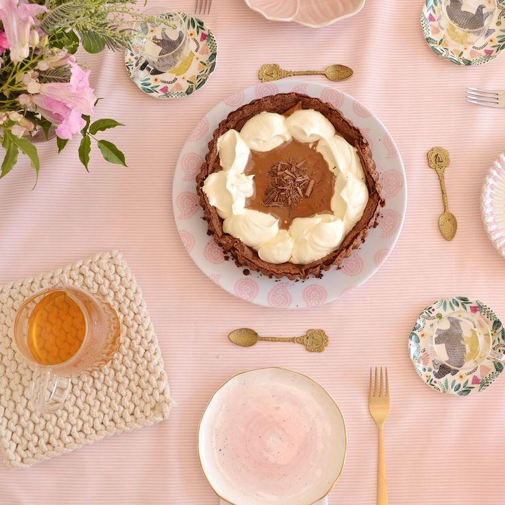 Torta de chocolate sin harina / Sólo para Mí