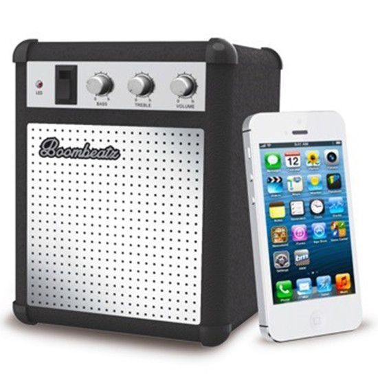 Boombeatz Mini Amp USB Speaker