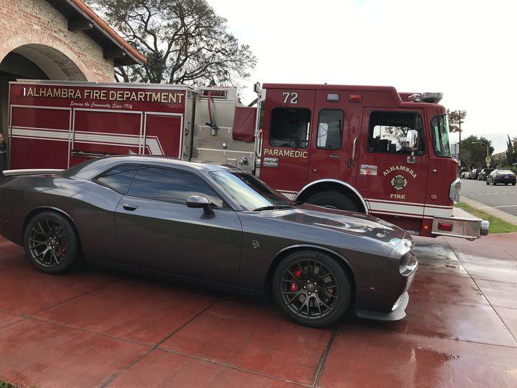 Dodge Challenger Hellcat, Mopar