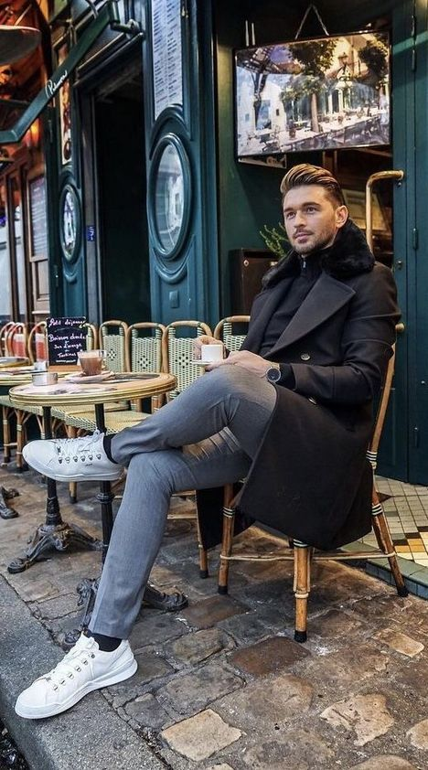 60+ Comfy Winter Fashion Outfits for Men in 2019 – Andrew Mazzotti