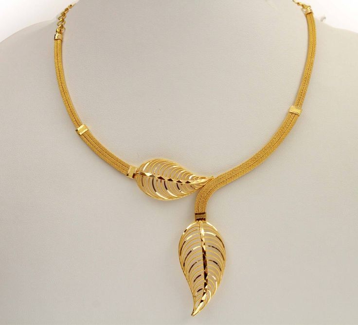 Indian Gold Necklace Designs * Click image to review more details.
