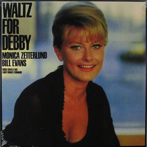 Monica Zetterlund & Bill Evans – Waltz For Debby