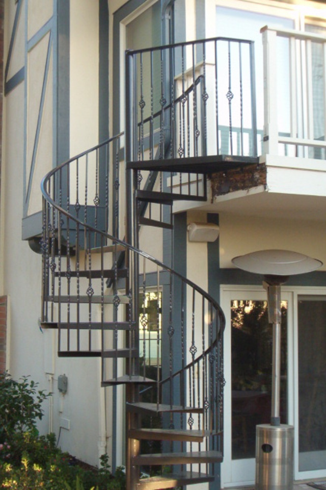 Best 118 Best Images About Spiral Stairs On Pinterest Decks Raised Deck And Spiral Staircase Kits 640 x 480