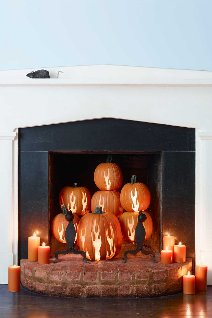 101 best Halloween images on Pinterest Halloween decorations - Decorate For Halloween