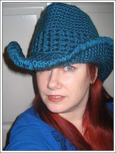 Cowboy Hat by seweccentric, via Flickr