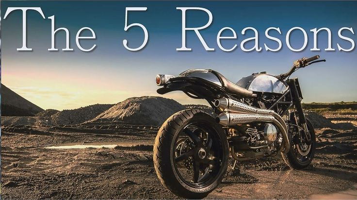 Cafe Racer (5 Reasons to have a Cafe Racer bike)