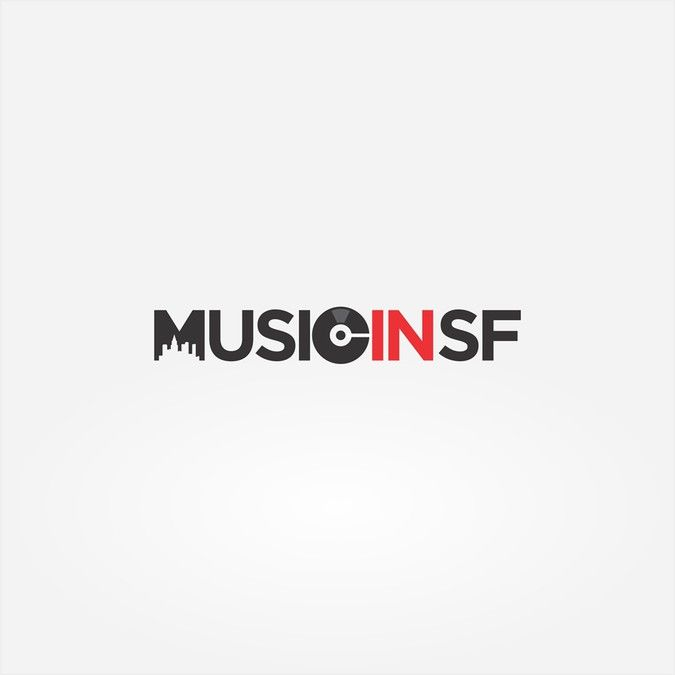 New Logo and Identity for Cool New Music Blog by Publibox