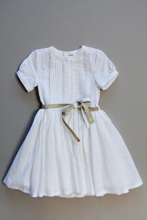 cute, white little girls dress