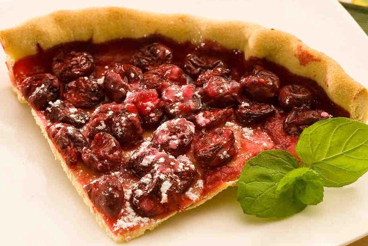 #tarta #cake#smacznastrona #mniam #omnomnm #słodkości #food #delicious#cherry