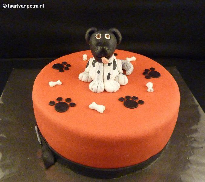 Nog een honden taart