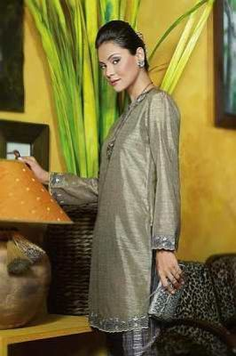 Baju Kurung - meaning Enclosed Dress, this Malay style can be absolutely elegant