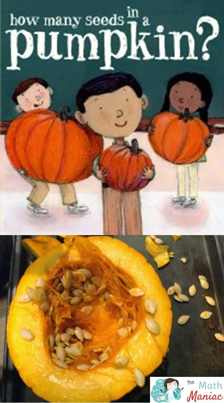 A great lesson for fall that combines literature, estimating, counting, comparing and more!