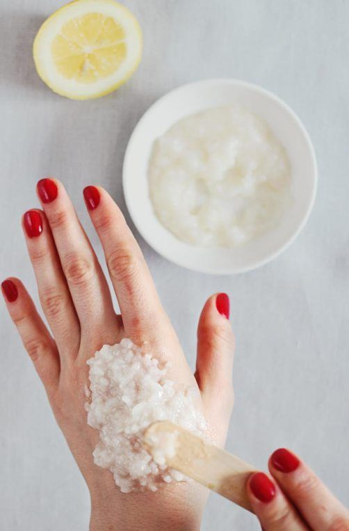 DIY: Age Spot Remover for Hands